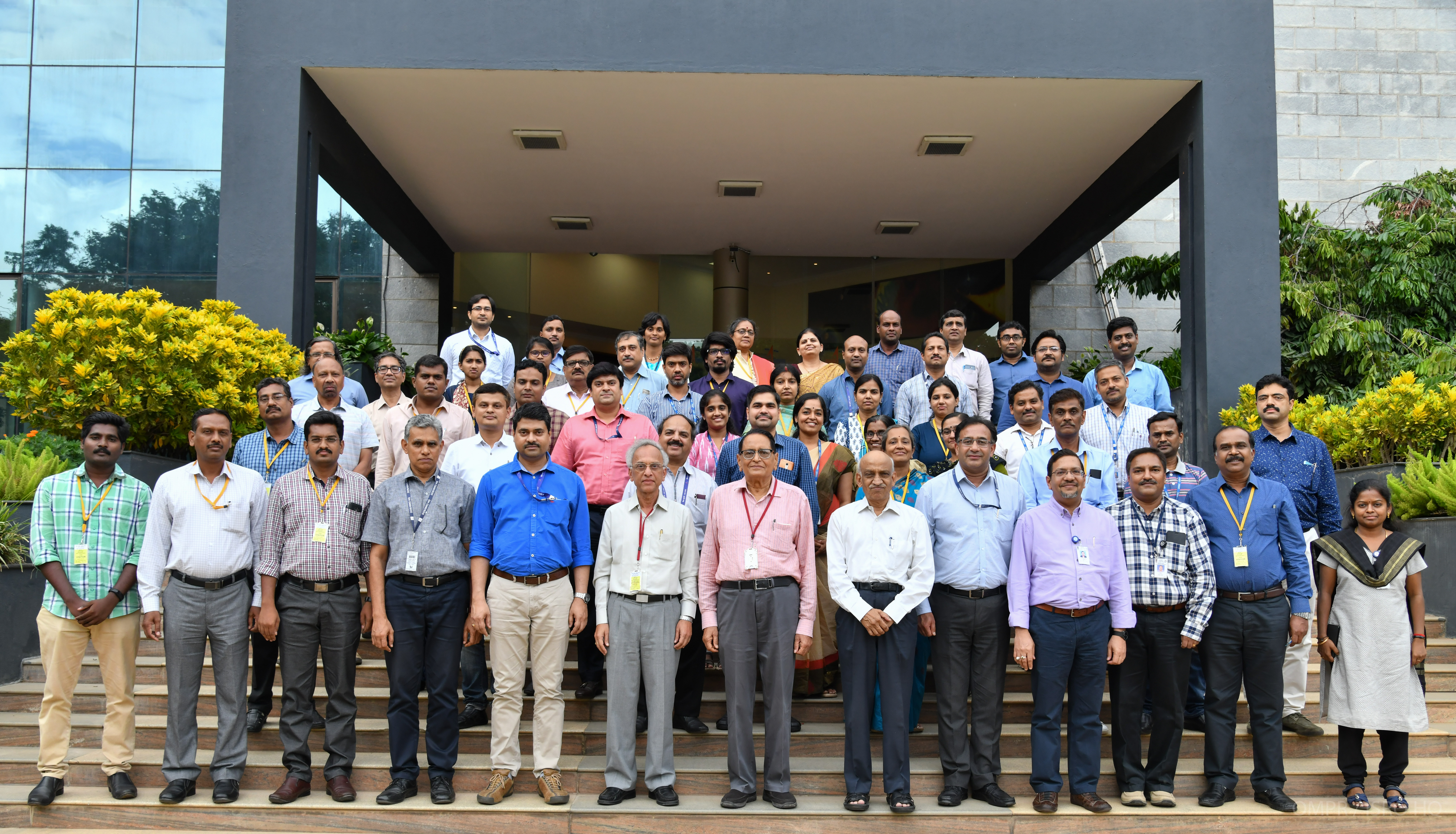 Second Lunar Science Meet at ISRO HQ
