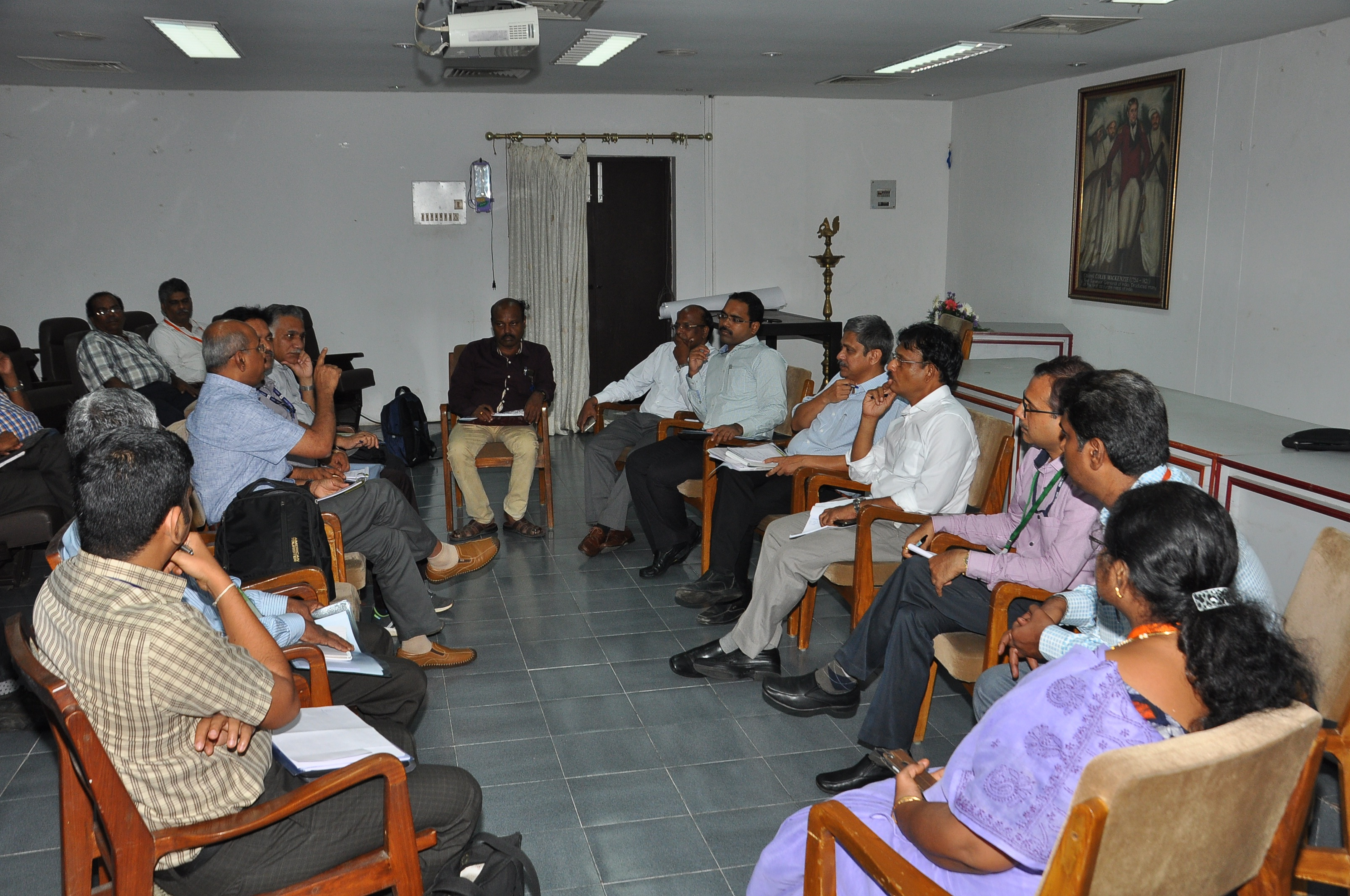 Promoting Space Technology Tools and Applications in Governance and Development - Tamil Nadu