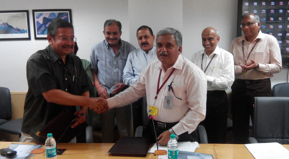 MOU Signed Between ISRO's National Remote Sensing Centre and Department of Land Resources