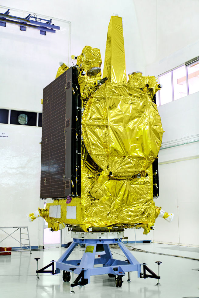 Payload to GTO: 4,000 kg