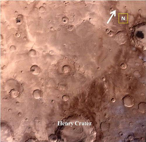 Henry Crater