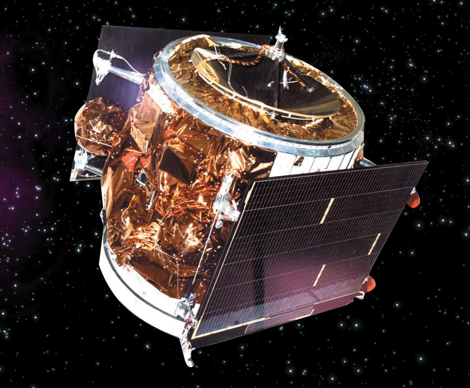 Indian First Communication Satellite Apple Isro