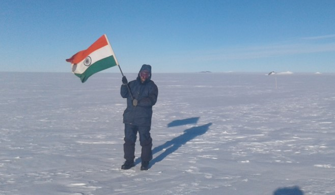 ISRO Joins 36th Indian Scientific Expedition to Antarctica