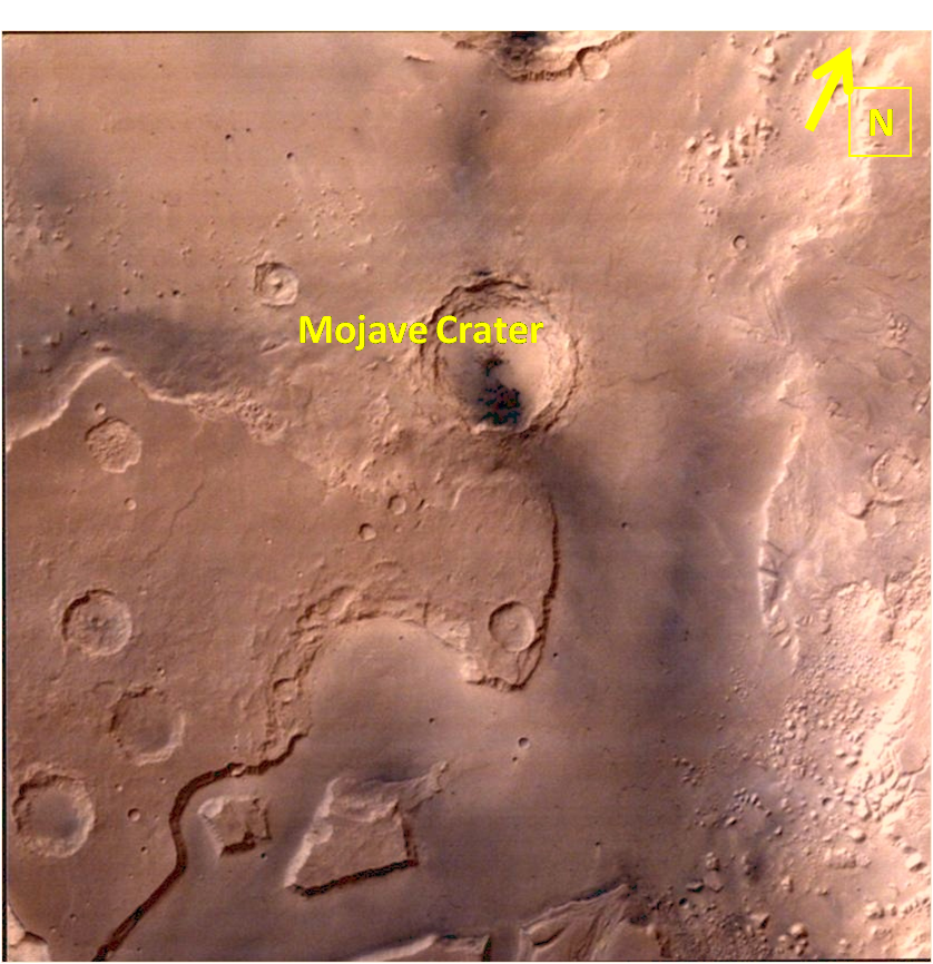 Mojave Crater