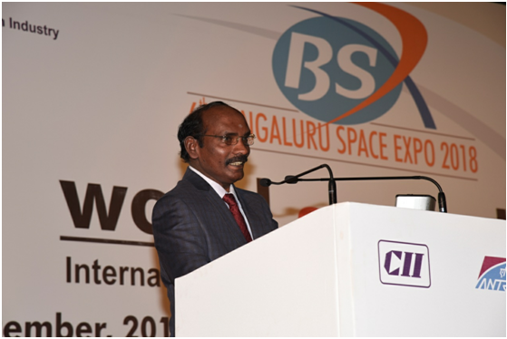BSX 6th Bengaluru Space Expo 2018