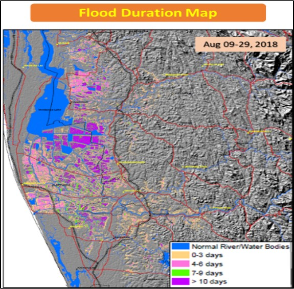 flood Duration Map