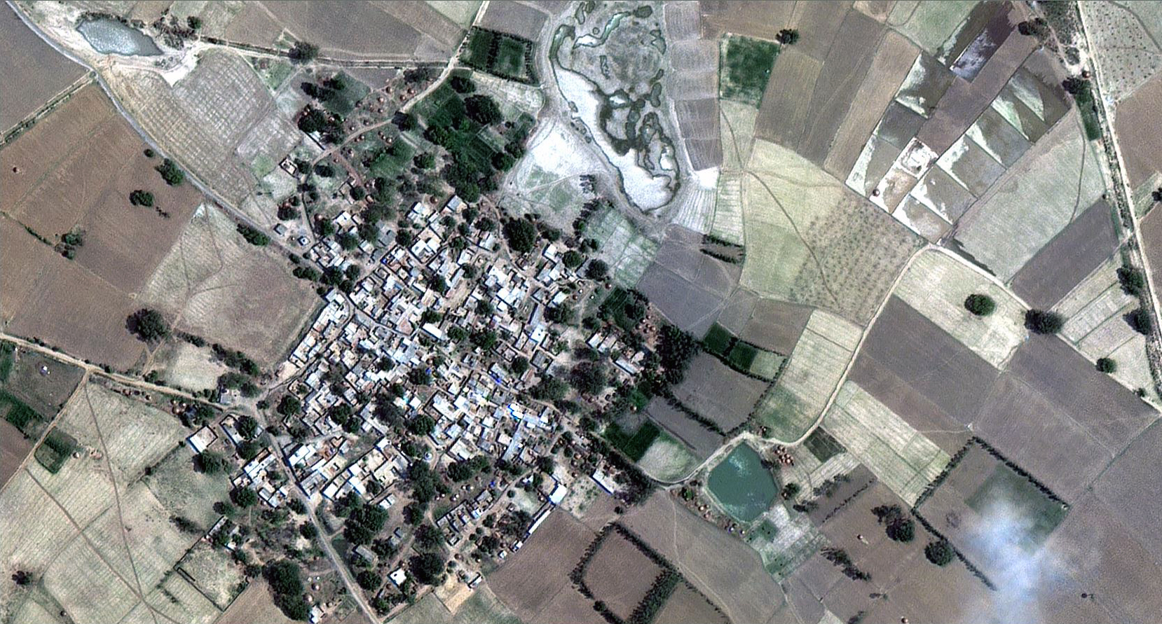 Images From Cartosat Series Satellite ISRO - Up to date satellite maps online