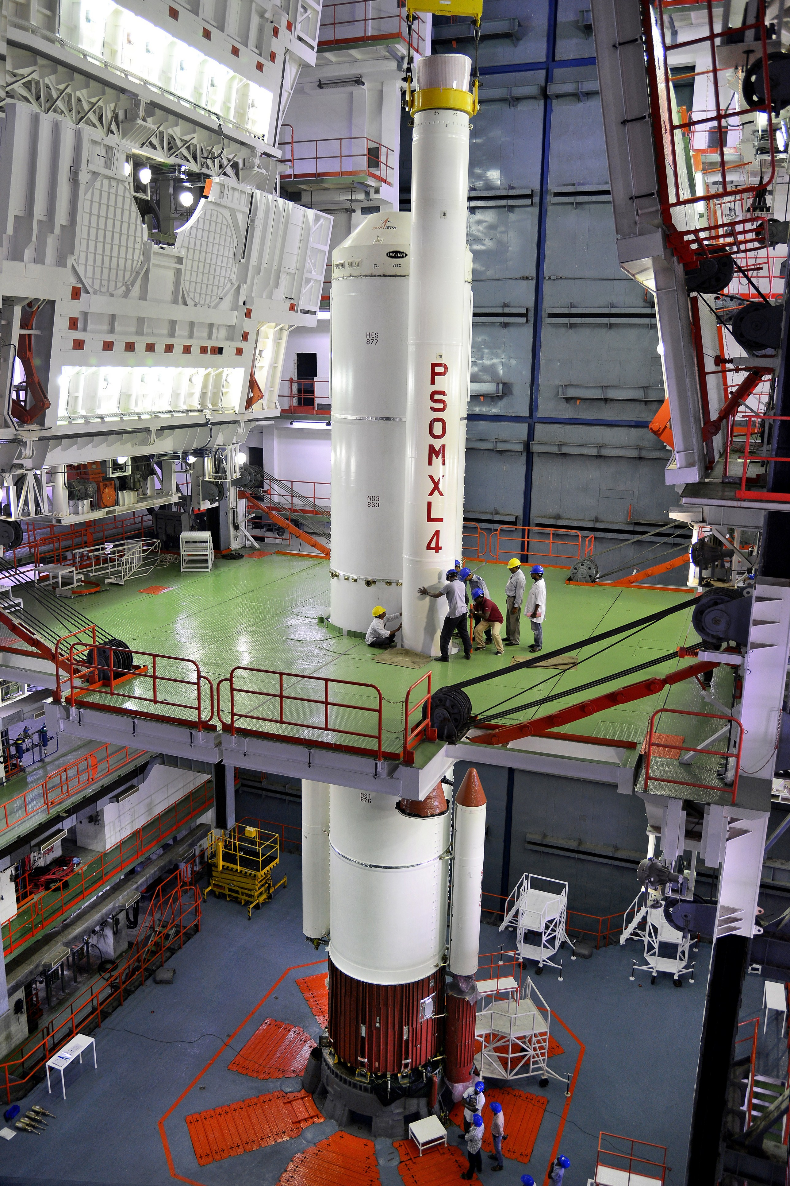 India U2019s PSLV Rocket Blasts Off With IRNSS 1E Navigation