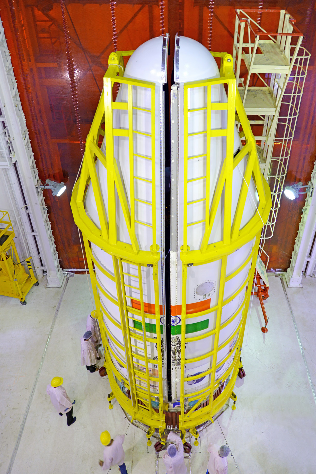 PSLV-C37 Successfully Launches 104 Satellites in a Single
