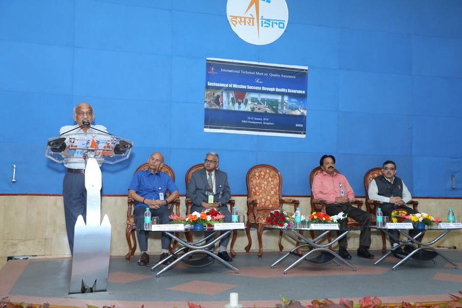 Inaugural Address by Shri AS Kiran Kumar, Vikram Sarabhai Distinguished Professor