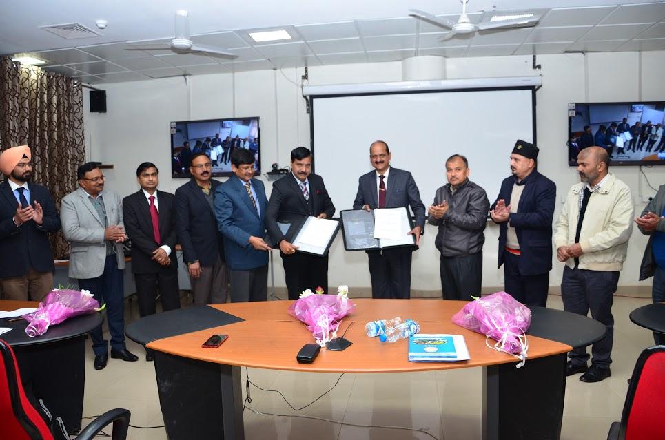 Inauguration of Space Technology Incubation Centre, National Institute of Technology, Jalandhar, Punjab