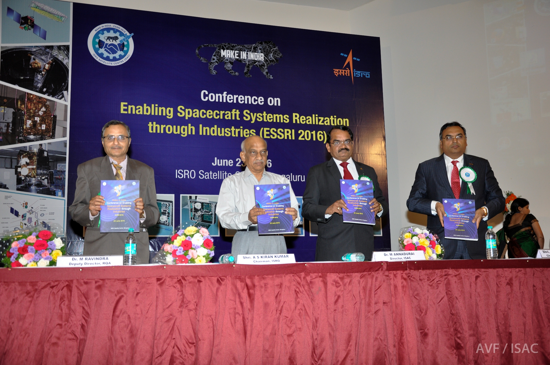 Conference On Enabling Spacecraft Systems Realization through Industries