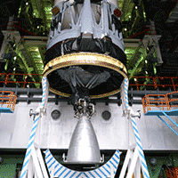 Cryogenic Upper Stage : C25