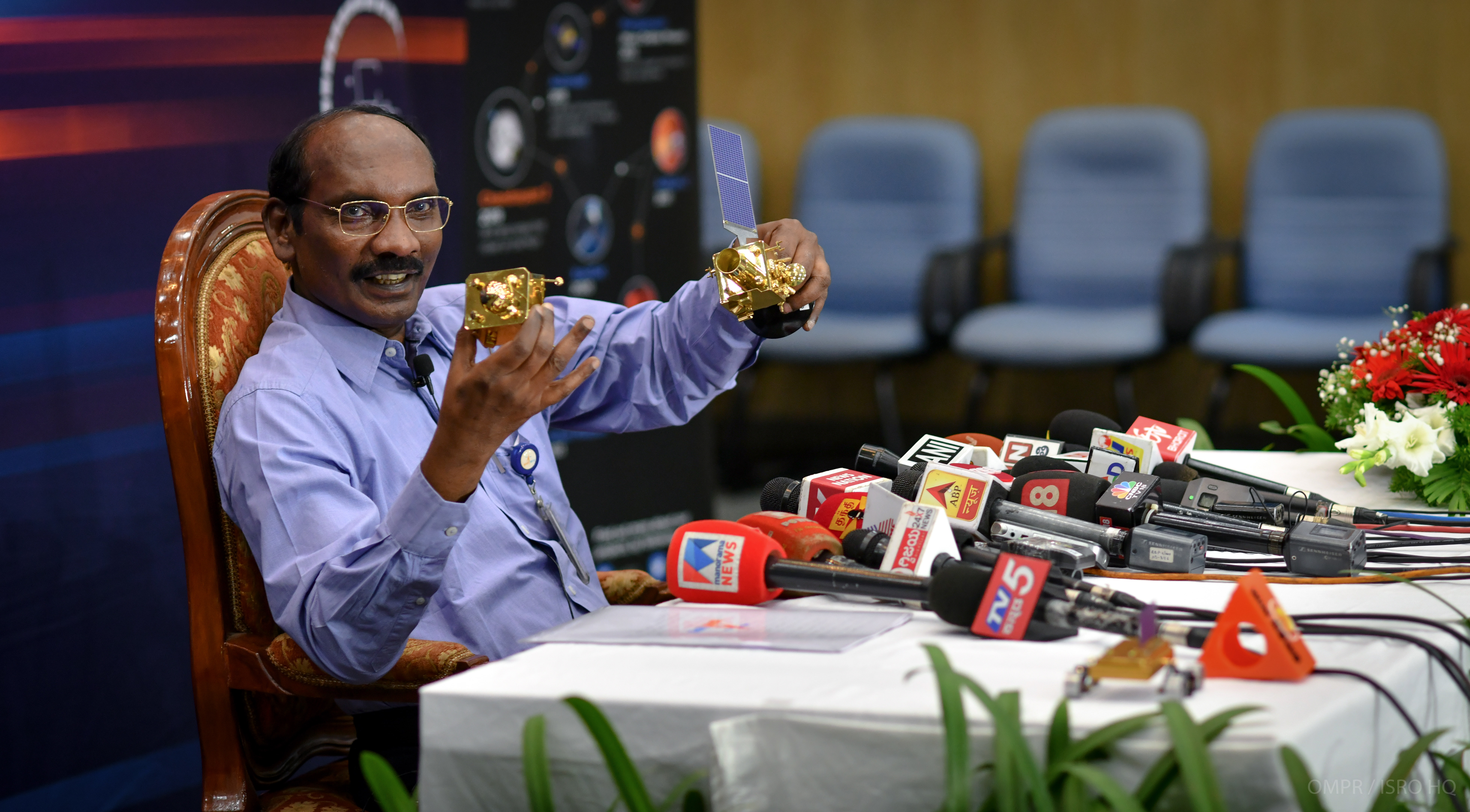 Press Meet - Briefing by Dr. K Sivan, Chairman, ISRO