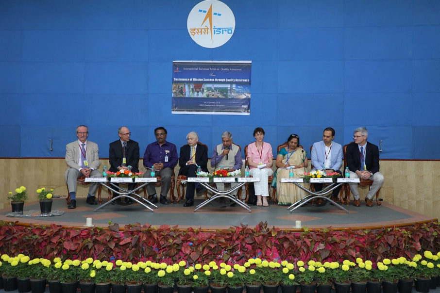 Panel Discussion lead by Dr. B N Suresh, Honorary Distinguished Professor, ISRO
