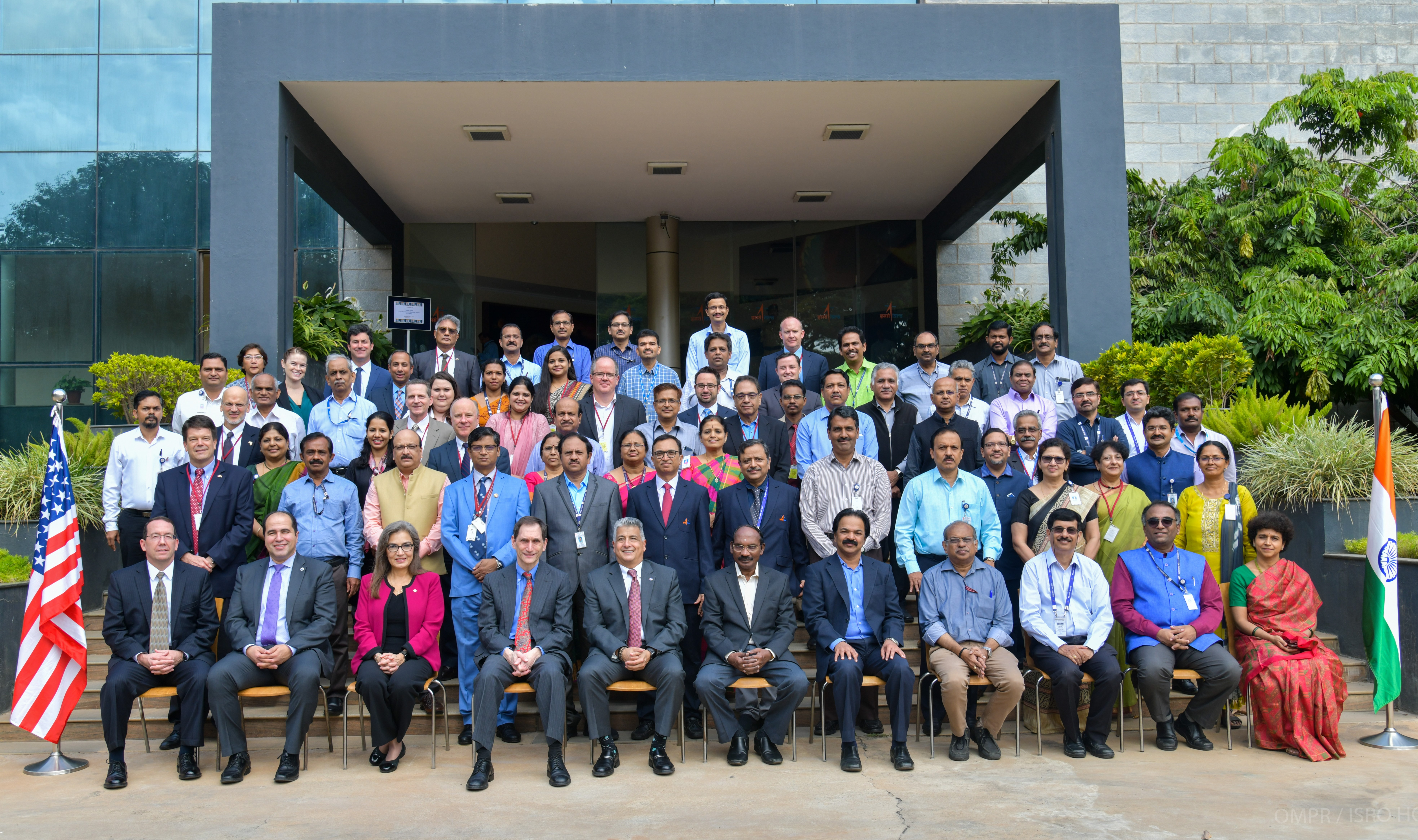 7th meeting of India-USA CSJWG was organised at ISRO Headquarters, Bangalore