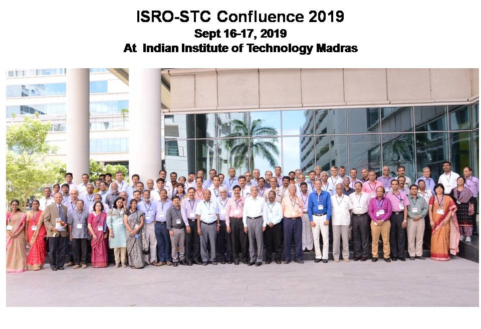 ISRO-Space Technology Cell Confluence held at IIT Madras