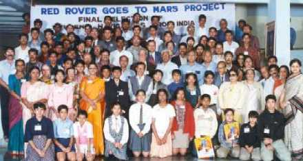 Indian Entries for Student Navigator Programme of Planetary Society, USA