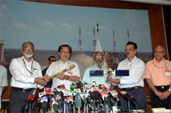 PSLV-C14 Successfully Launches Oceansat-2 Satellite