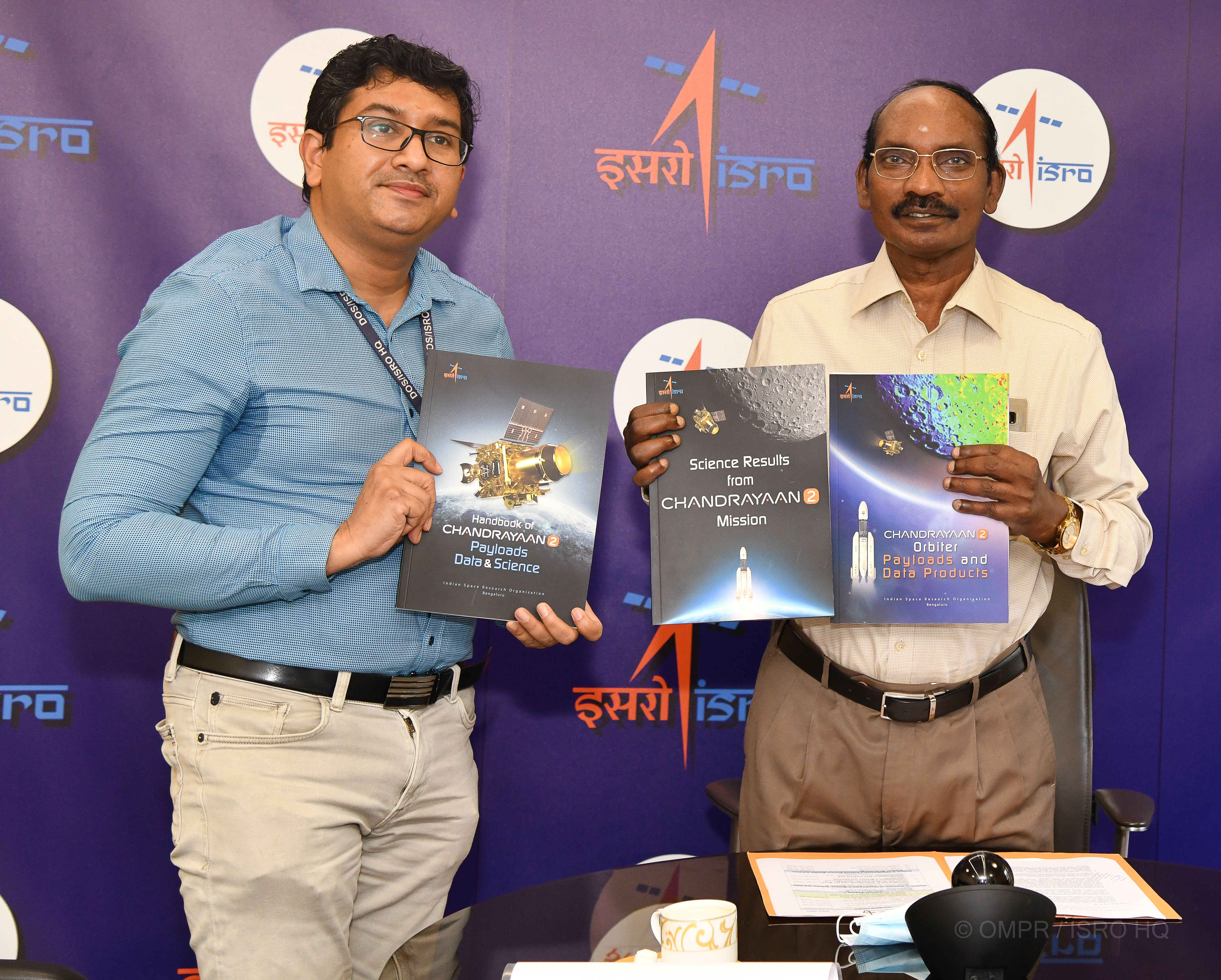 Lunar Science Workshop and Release of Chandrayaan-2 Data