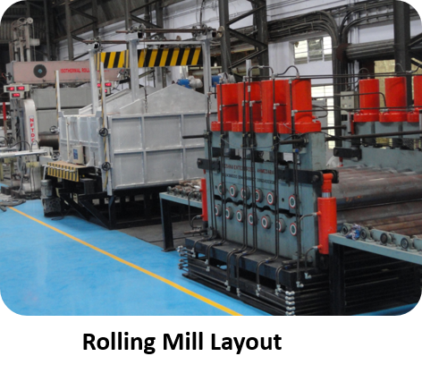 Rolling Mill Layout