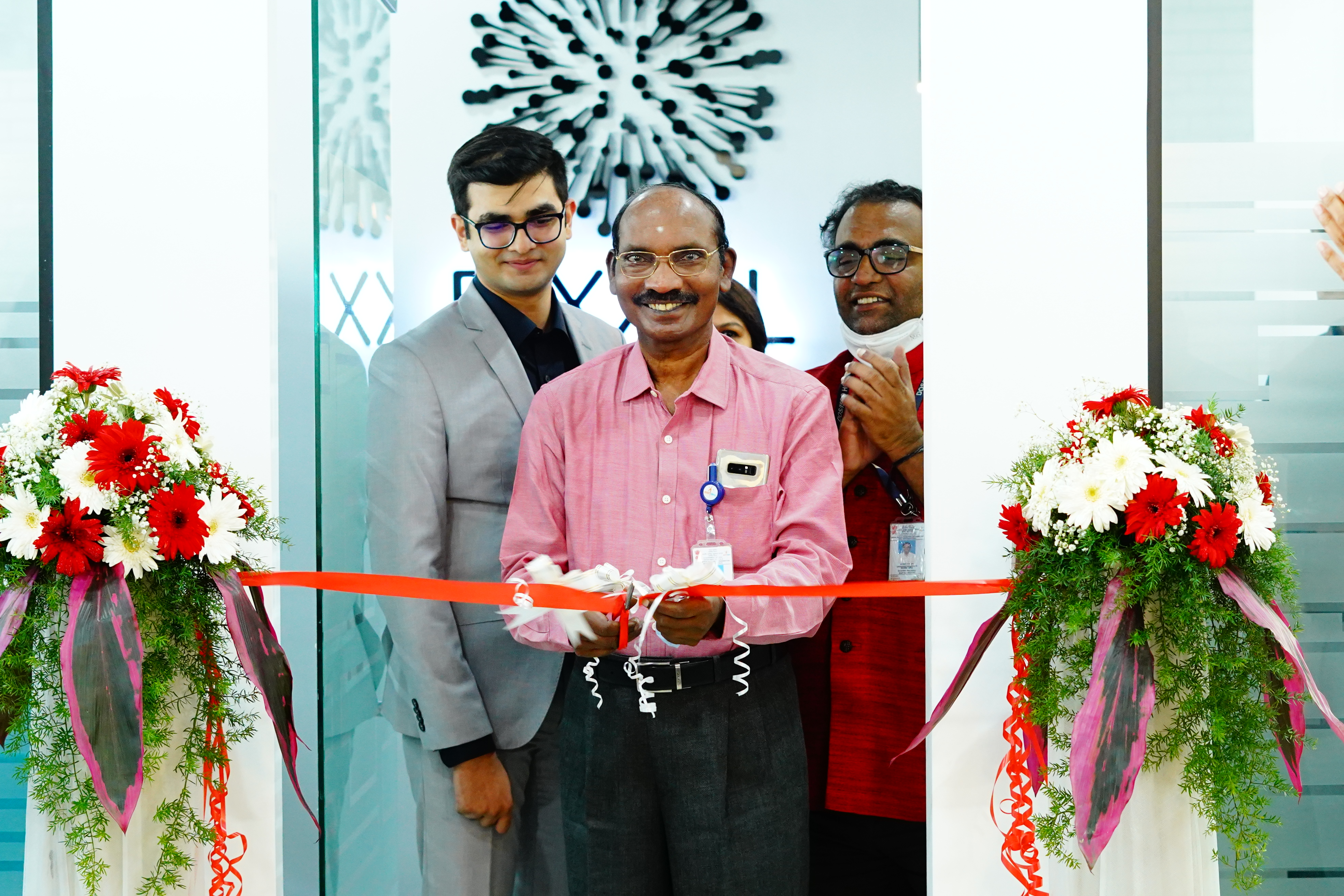 Inauguration of M/s Pixxel's office at Bangalore held today in the presence of Dr. K. Sivan, Chairman, ISRO/Secretary, DOS as Chief guest