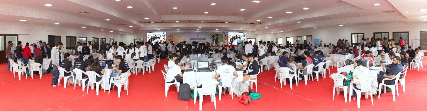ISRO/DOS Organizes World's Biggest Smart India Hackathon