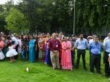 73rd Independence Day Celebrations at ISRO HQ