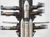 GSLV Mk-III integrated with CARE at Second Launch Pad