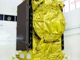GSAT-19 in Clean Room at SDSC SHAR