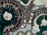 Multi-spectral Image of Doha, Qatar taken on June 26, 2017