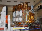ASTROSAT IN CLEAN ROOM
