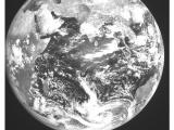 First Image from INSAT-3DR - Visible Band