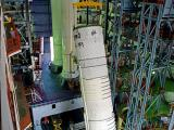 hoisting of l110 stage for integration with s200