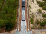 GSLV-F09 on its way to Launch Pad