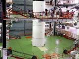 GSLV-F09 Core Stage integration under progress