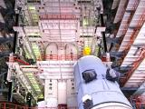 Cryogenic Upper Stage being transferred