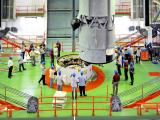 Integration of Cryogenic Upper Stage