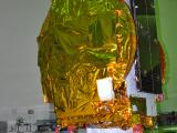 GSAT-17 during a Ground Test