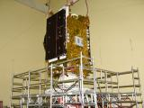 Vibration Test of GSAT-31