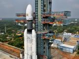 GSLV Mk III-D2 at Second Launch Pad