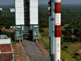PSLV-C18 Ready For Launch - Closer View
