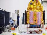 Megha-Tropiques Undergoing Checks - View 1
