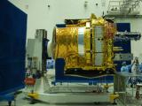 Megha-Tropiques Undergoing Checks - View 2