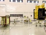 Fuel filling of Cartosat-2 Series Satellite in progress at SDSC SHAR