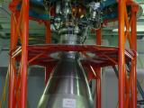 PSLV-C14 Second Stage engine nozzle