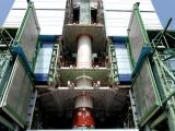 PSLV-C19-PS1-STACK OF ALL 5 SEGMENTS