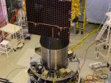 IRNSS-1D integrated onto 4th stage of PSLV-C27
