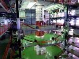 PSLV-C27 integrated upto 4th stage in the vehicle assembly building