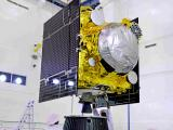 IRNSS-1H in  clean room at SDSC SHAR